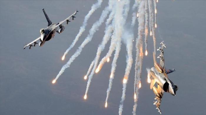 Turkey neutralizes 9 PKK terrorists in northern Iraq