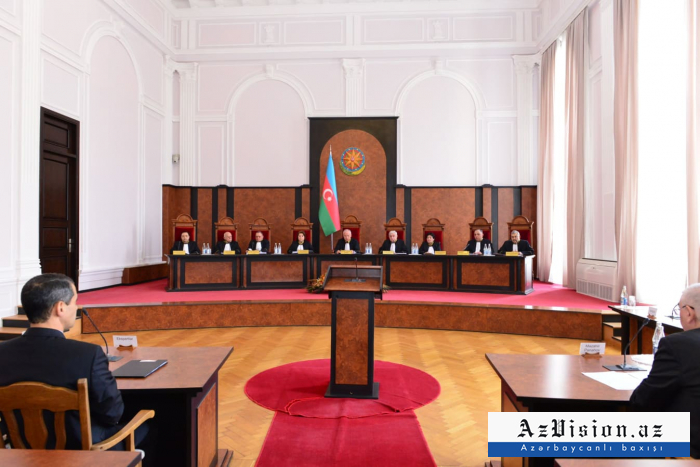 Azerbaijan Constitutional Court approves results of parliamentary elections - UPDATED
