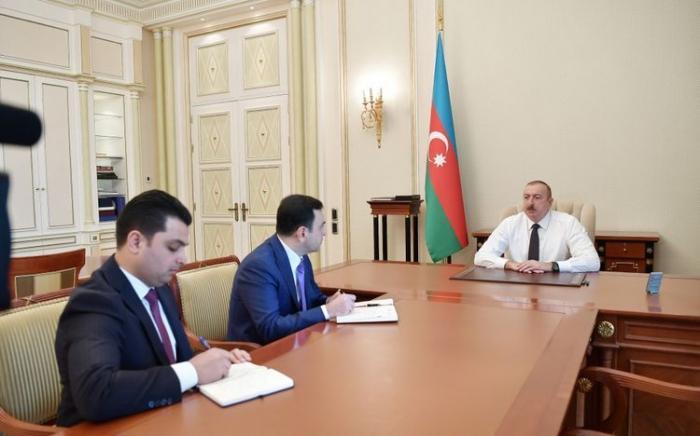 İlham Əliyev yeni icra başçılarına ciddi tapşırıqlar verdi