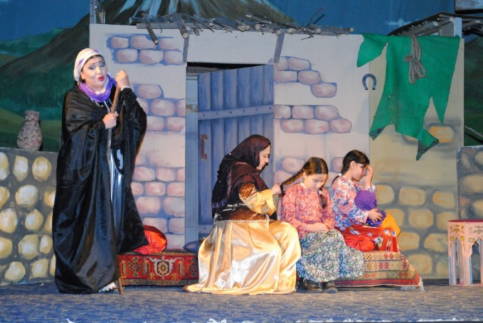 Sumqayıt Teatrı premyeraya hazırlaşır