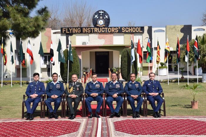 Graduation ceremony held in Pakistan for Azerbaijani military pilots