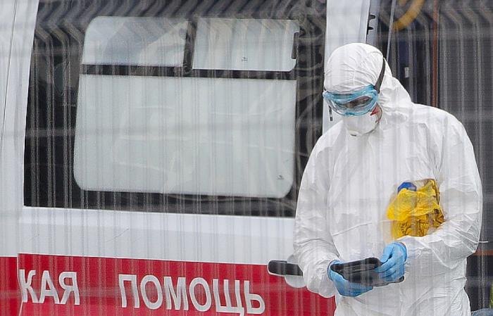 Rusiyada daha 5 nəfər koronavirusa yoluxub
