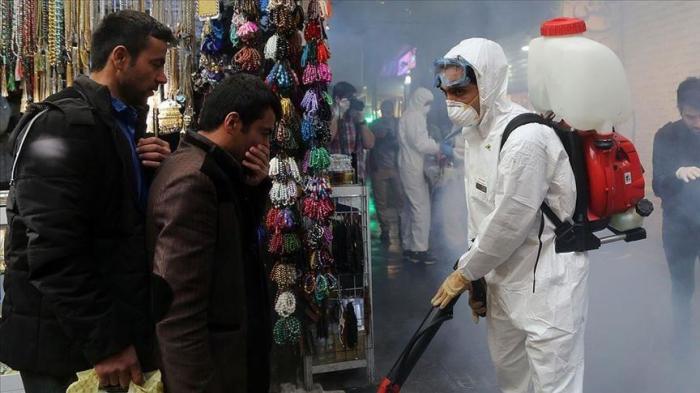 Death toll in Iran from coronavirus reaches 194