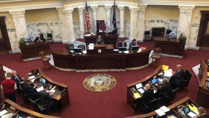 Senate of U.S. State of Idaho honors Azerbaijan -   VIDEO