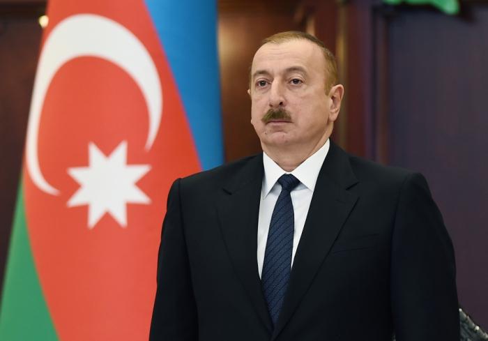 """""""Dünyada elə qüvvə yoxdur ki, bizə nəyisə diktə edə bilsin"""" - Prezident"""