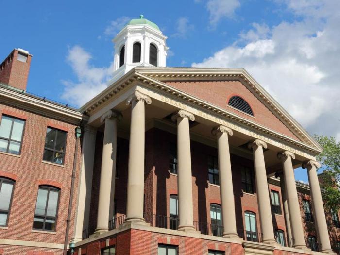 Harvard University moves classes online amid coronavirus outbreak