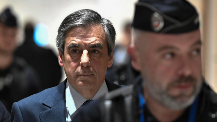 Prosecutors ask for jail time for French ex-PM Fillon over fake jobs