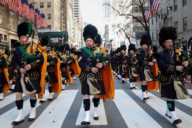 New York postpones St Patrick