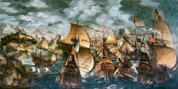 Una 'fake news' derrotó a la Armada Invencible