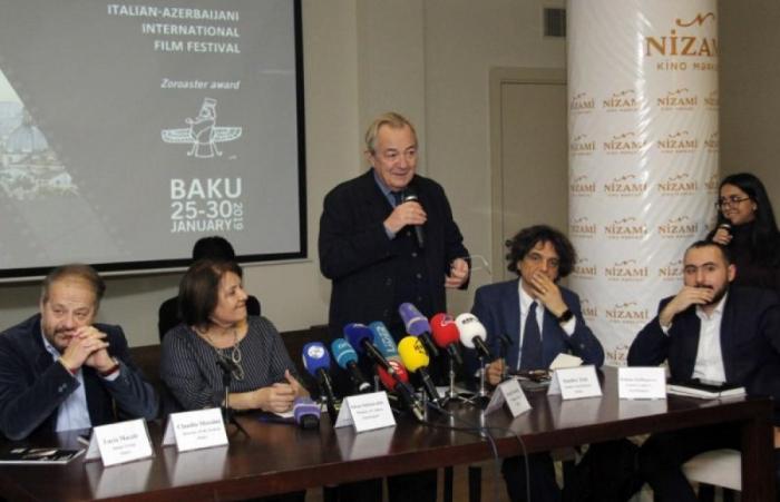 Two movies by Azerbaijani director awarded at Italian-Azerbaijan International Film Festival