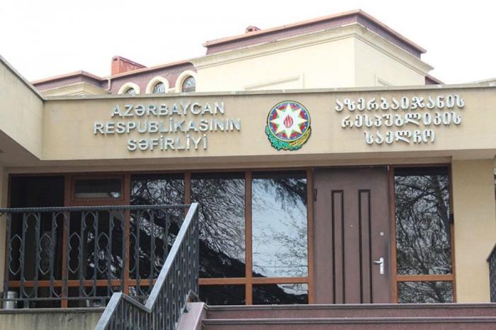 Azerbaijani embassy in Georgia creates hotline due to risk of spreading coronavirus