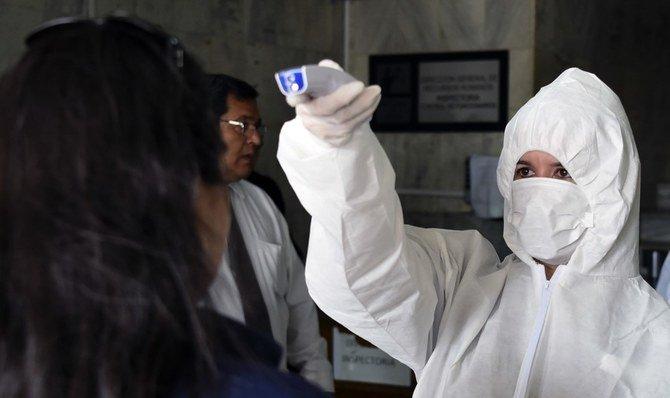 Uzbekistan confirms first coronavirus case