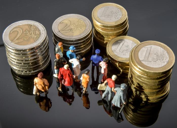 Gehaltslücke zwischen Frauen und Männern im Jahr 2019 kaum verkleinert