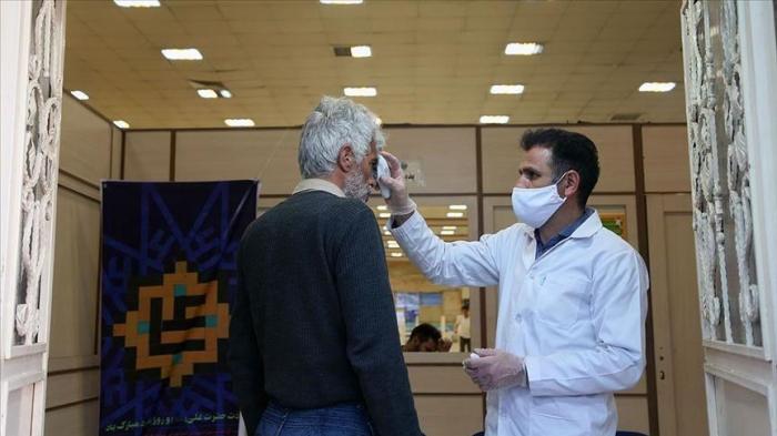 Death toll in Iran from coronavirus climbs to 853