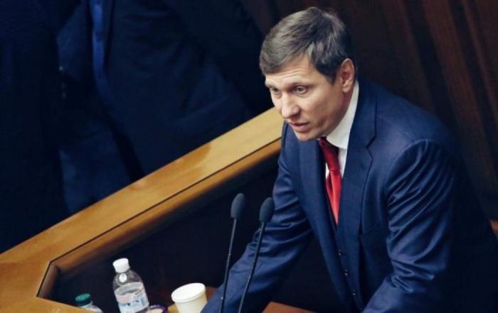 Ukraynada deputat koronavirusa yoluxub