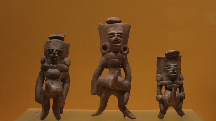 Descubren una cancha de juego de pelota de hace 3.400 años en México