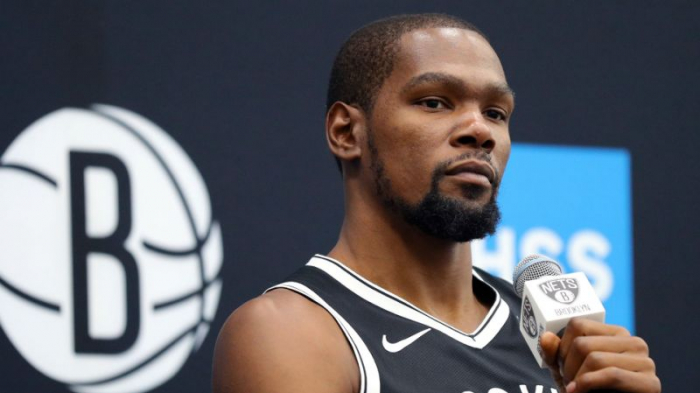 COVID-19: NBA superstar Durant tests positive