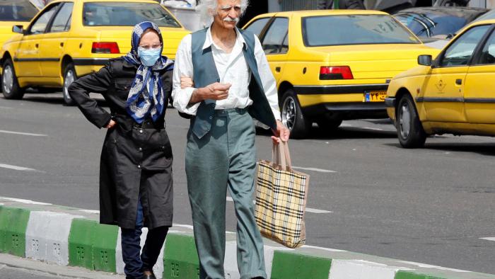 103-year-old Iran woman survives coronavirus: report