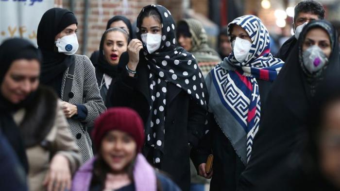 Coronavirus death toll in Iran climbs to 1,135