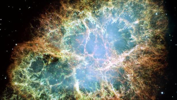 Así se verá Betelgeuse en el cielo cuando se convierta en supernova