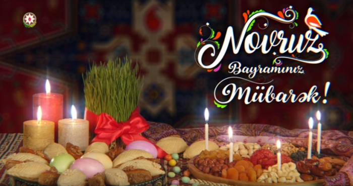 Video footage on occasion of Novruz holiday posted on Azerbaijani president's official Facebook page