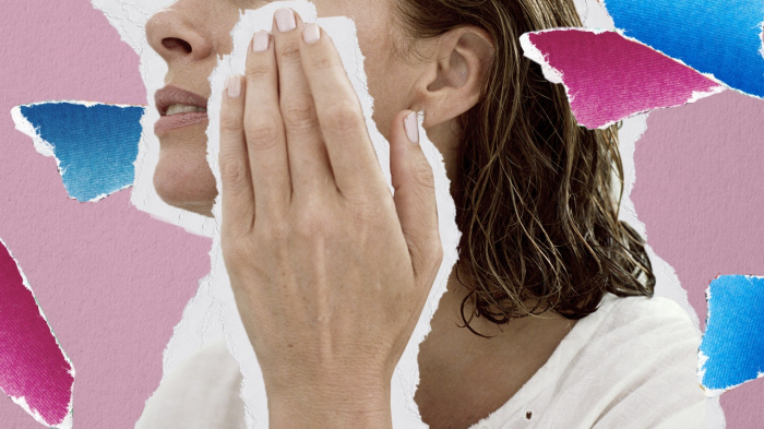 How to avoid touching your face so much -   iWONDER