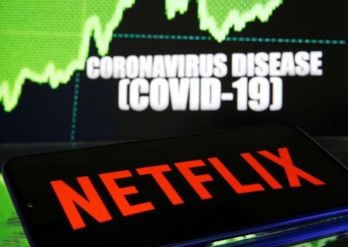Netflix to slash traffic across Europe to relieve virus strain on internet providers