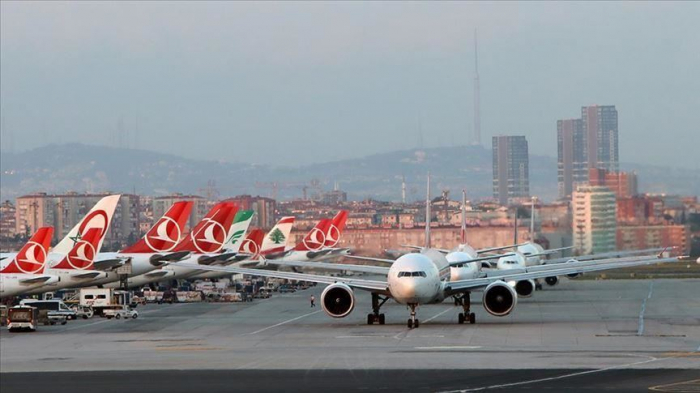 Turkey expands flight ban to 46 more countries over virus