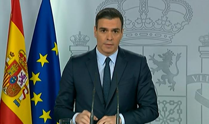 Sánchez pide a la UE un Plan Marshall y eurobonos contra la crisis del virus