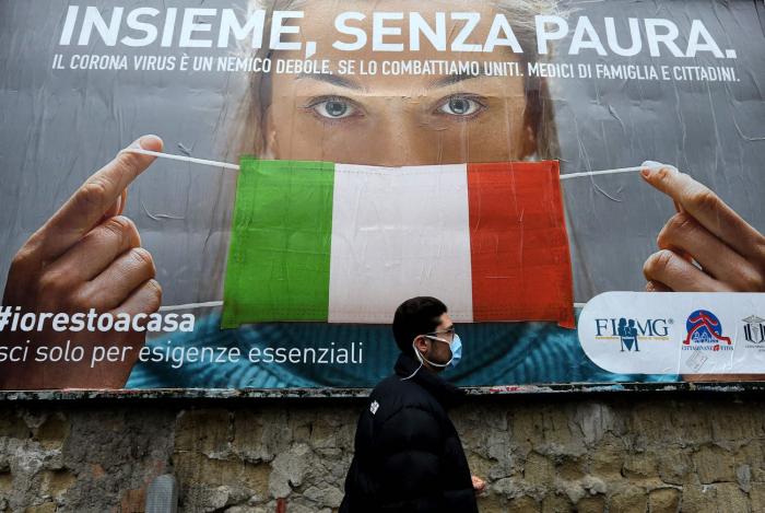 El mes que sumió a Italia en la peor crisis desde 1945