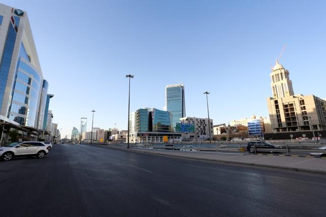 Saudi Arabia imposes coronavirus curfew, UAE halts passengerflights