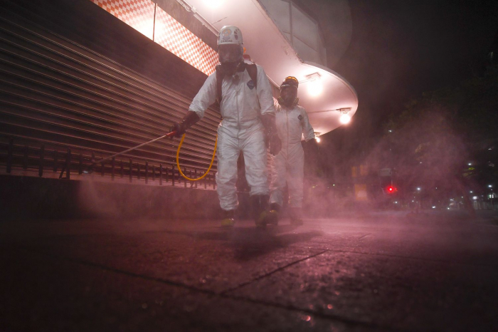 La fragilidad de los Estados dificulta la lucha de América Latina contra el coronavirus