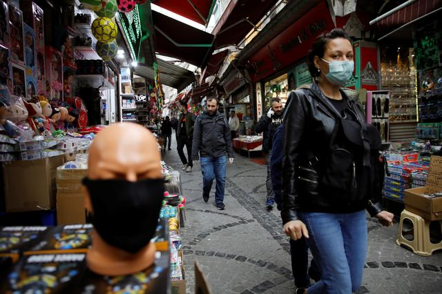 Turkey sets shop, bus restrictions as coronavirus death toll rises to 37