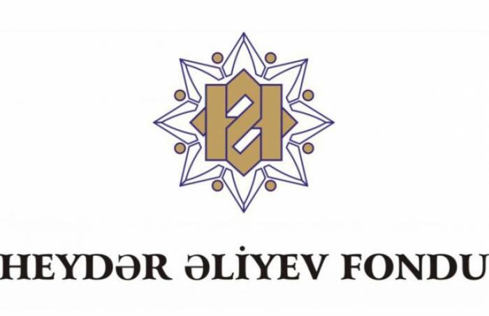 La Fundación Heydar Aliyev apoya la lucha contra el coronavirus