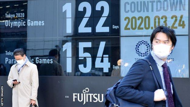 Tokyo 2020: Olympic and Paralympic Games postponed because of coronavirus