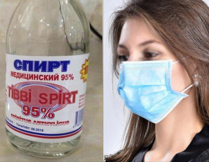 Azerbaijan to ensure enough medical alcohol in retail sale, favorable conditions for mask production