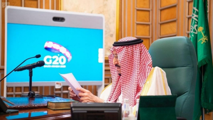 """""""G-20""""nin virtual sammiti başladı - Dünyada bir ilk"""