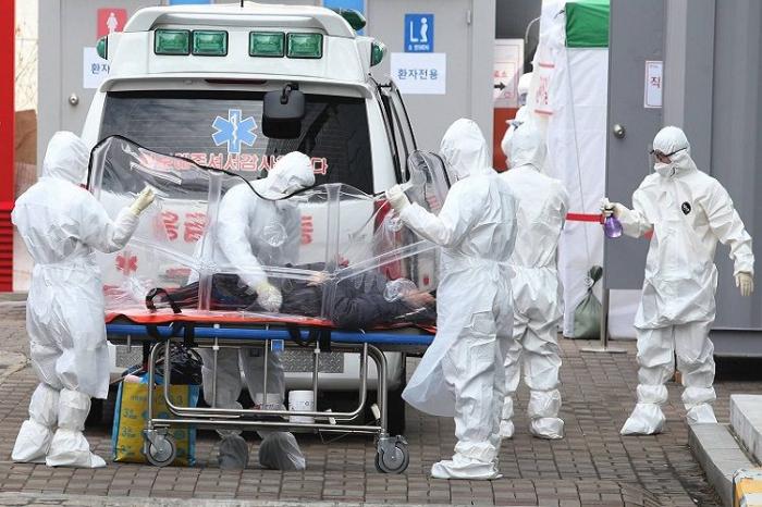 İspaniyada koronavirus bəlası - 5690 ölü