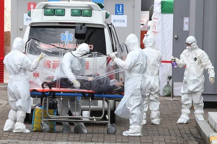 Koronavirusa yoluxanların sayı 710 mindən çoxdur