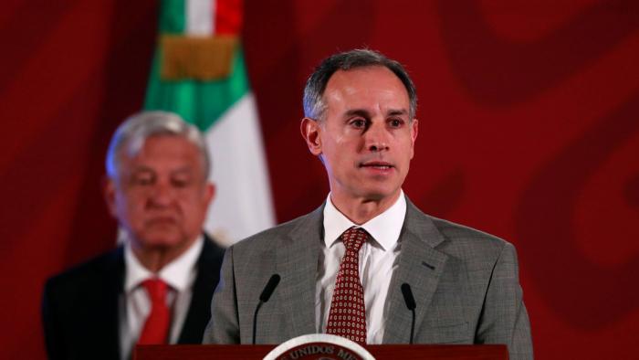 El Gobierno federal de México suspenderá actividades como medida para contener la propagación del covid-19
