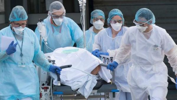 Coronavirus:  plus de 15.000 morts en Europe