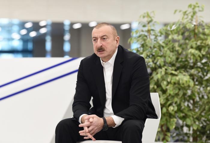 """""""Koronavirus xəstələri hazırda ən həssas təbəqədir"""" - Prezident"""
