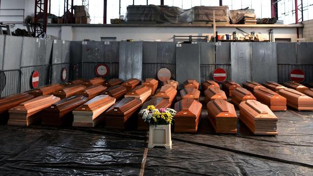 Coronavirus:   près de 1000 morts en Italie en 24h
