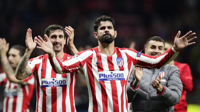 """El Atlético de Madrid presenta un ERTE para """"garantizar la supervivencia"""" del club"""