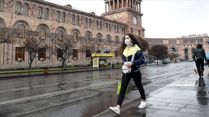 Coronavirus cases in Armenia climbs to 372