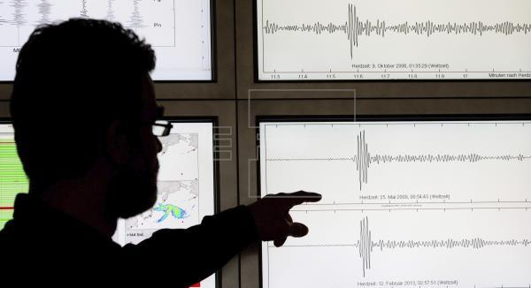 Un terremoto de 5,1 grados sacude el centro de Colombia