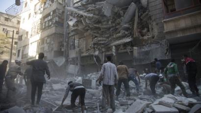 UN panel urges halt to Syria fighting as virus strikes