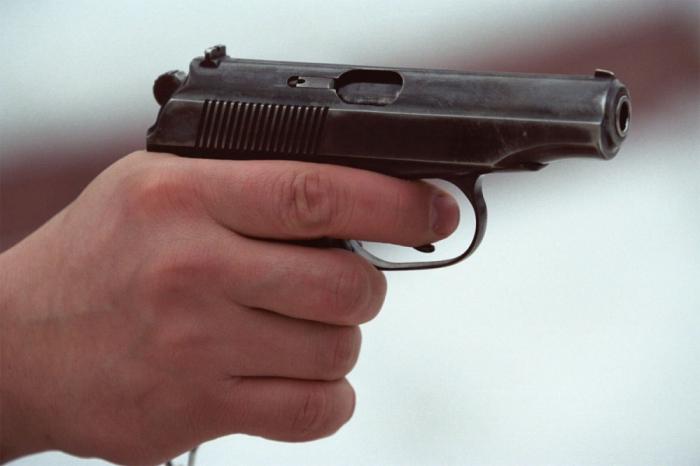 Erməni deputatlar arasında silahlı qarşıdurma olub