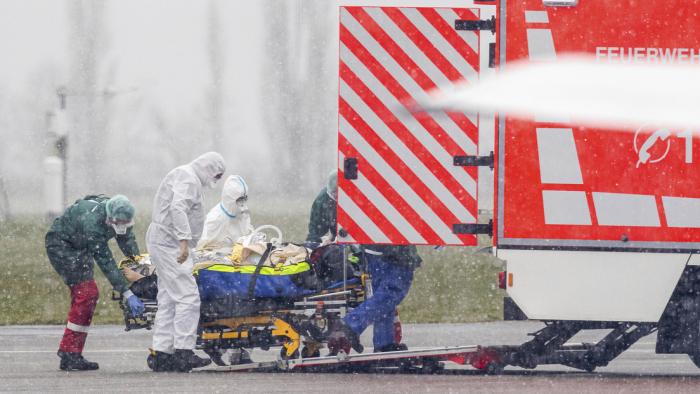 Crece a más de 57.000 personas el número de casos de covid-19 en Alemania