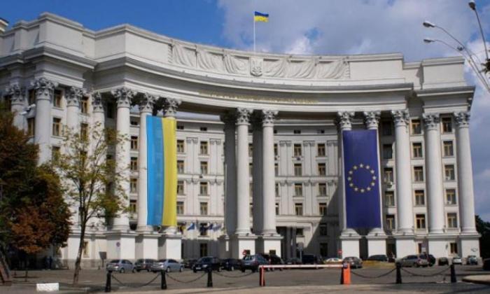 Schwerer Schlag für Armenier vom ukrainischen Außenministerium